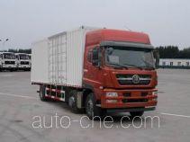 Sida Steyr ZZ5253XXYM56CGE1 box van truck