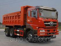 斯达-斯太尔牌ZZ5253ZLJN3841D1N型自卸式垃圾车