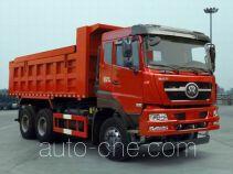 斯达-斯太尔牌ZZ5253ZLJN4141D1N型自卸式垃圾车