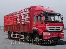Huanghe ZZ5254CCYG42C6D1 stake truck