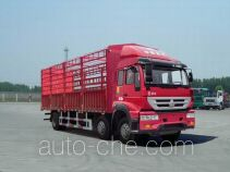 Huanghe ZZ5254CCYK56C6C1 stake truck