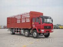 Huanghe ZZ5254CLXG56C5C1 stake truck