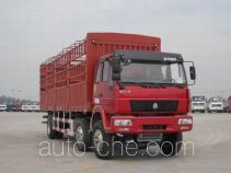 Huanghe ZZ5254CLXG60C5C1 stake truck