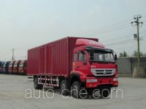 黄河牌ZZ5254XXYK56C6D1型厢式运输车