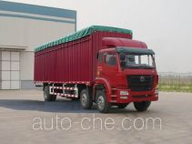 Sinotruk Hohan ZZ5255CPYK42C3C1 soft top box van truck