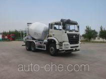 Sinotruk Hohan ZZ5255GJBN3846D1 concrete mixer truck