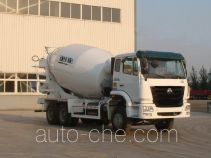 Sinotruk Hohan ZZ5255GJBN4146C1 concrete mixer truck