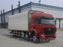 Sinotruk Hohan ZZ5255XYKM56C3E1 wing van truck