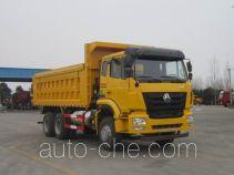 Sinotruk Hohan ZZ5255ZLJN3846E1L dump garbage truck