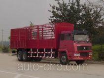 Sida Steyr ZZ5256CLXM5236F stake truck