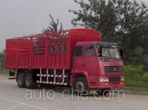 Sida Steyr ZZ5256CLXM5246F stake truck
