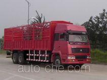 Sida Steyr ZZ5256CLXM5246V stake truck