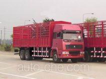 Sida Steyr ZZ5256CLXM5636V stake truck