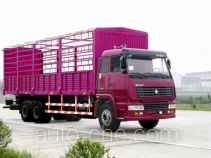 Sida Steyr ZZ5256CLXM5846F stake truck