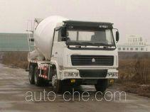 斯达-斯太尔牌ZZ5256GJBM3646C型混凝土搅拌运输车