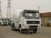 Sida Steyr ZZ5256GJBM3846C concrete mixer truck