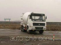 斯达-斯太尔牌ZZ5256GJBN3649F型混凝土搅拌运输车