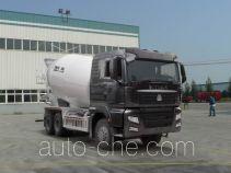 汕德卡牌ZZ5256GJBN364MD1型混凝土搅拌运输车