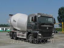 汕德卡牌ZZ5256GJBN404MD1型混凝土搅拌运输车
