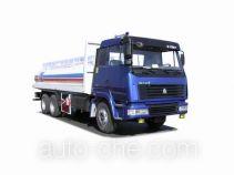 斯达-斯太尔牌ZZ5256GJCL4346F型洗井车