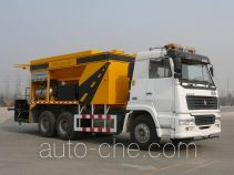 Sida Steyr ZZ5256TXJM3846C1 slurry seal coating truck