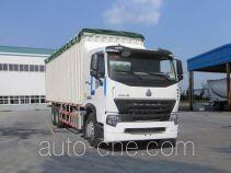 Sinotruk Howo ZZ5257CPYN5247P1 soft top box van truck