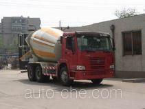 豪泺牌ZZ5257GJBM3231型混凝土搅拌运输车