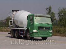 豪泺牌ZZ5257GJBM3241型混凝土搅拌运输车