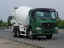 豪泺牌ZZ5257GJBM3247C型混凝土搅拌运输车