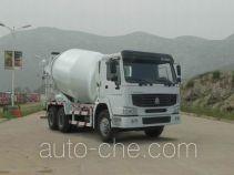 豪泺牌ZZ5257GJBM3647C型混凝土搅拌运输车