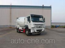 豪沃牌ZZ5257GJBN3247D1型混凝土搅拌运输车