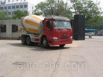 豪泺牌ZZ5257GJBN3641型混凝土搅拌运输车