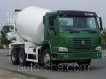 豪泺牌ZZ5257GJBN3648B型混凝土搅拌运输车