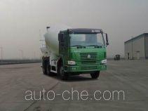豪泺牌ZZ5257GJBN3649W型混凝土搅拌运输车