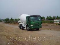 豪泺牌ZZ5257GJBN3841W型混凝土搅拌运输车