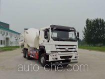 Sinotruk Howo ZZ5257GJBN4047E1L concrete mixer truck