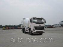 Sinotruk Howo ZZ5257GJBN4347P1 concrete mixer truck