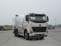 Sinotruk Howo ZZ5257GJBN4347Q1L concrete mixer truck