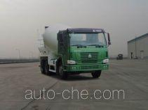 豪泺牌ZZ5257GJBS3247W型混凝土搅拌运输车