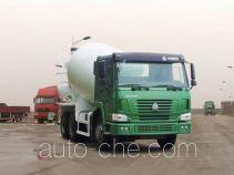 豪泺牌ZZ5257GJBS3647W型混凝土搅拌运输车