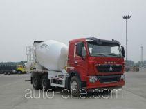 Sinotruk Howo ZZ5257GJBV404HD1 concrete mixer truck