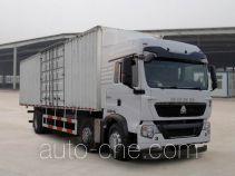 Sinotruk Howo ZZ5257XXYK56CGD1 box van truck