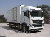 Sinotruk Howo ZZ5257XXYK56CGD1H box van truck