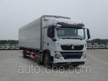 Sinotruk Howo ZZ5257XYKN56CGD1H wing van truck