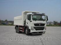 Sinotruk Howo ZZ5257ZLJM384GD1 dump garbage truck