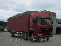 Homan ZZ5258CPYKC3CB0 soft top box van truck