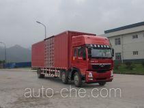 Homan ZZ5258XXYKC0EB0 box van truck