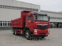 豪曼牌ZZ5258ZLJM40EB0型自卸式垃圾车