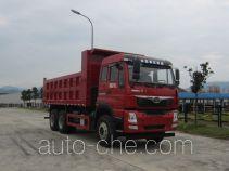 豪曼牌ZZ5258ZLJM40EB1型自卸式垃圾车