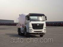 豪瀚牌ZZ5265GJBK3243D1K型混凝土搅拌运输车